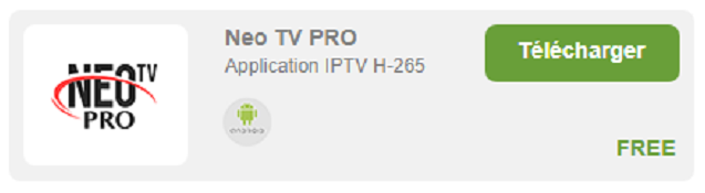 Arabic tv box Neo Pro H265 iptv livetv smart TV stream Arabic tv box